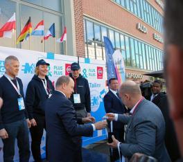 Gallery: #InvestinEstonia team at the Tallinn – Monte-Carlo Electric Marathon