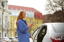A Chinese ride-sharing company invests in Estonia's Taxify