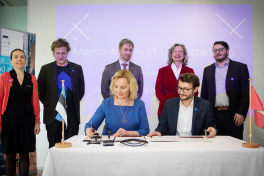 Estonia and Germany start cooperation in the field of artificial intelligence