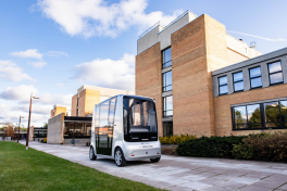 Self-driving buses to become a natural part of Tallinn's transportation system this summer