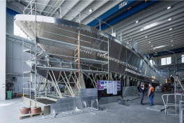Shipbuilders of Saaremaa keep Estonian maritime industry in full sail