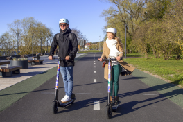 Comodule launched the most durable e-scooter in micromobility