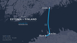 Estonia, Hyperloop One sign letter of intent