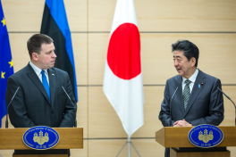 Estonia and Japan planning further cooperation in IT and green energy