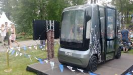 TalTech is establishing co-operation with the US on developing self-driving cars