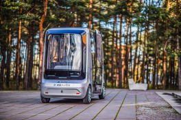 Auve Tech and the University of Tartu are developing a self-driving hydrogen car