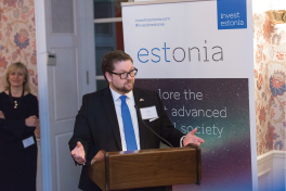 James S. York builds bridges between Estonia and America