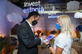 Estonia exports digital transformation for industries