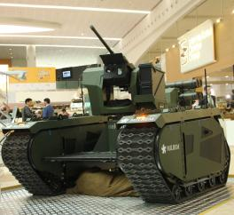 Estonia is leading the Western response to Russian ground robots