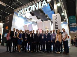 Estonian Pavilion at MWC 2018: Where bright ideas meet a can-do spirit