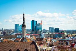 Estonia's first-quarter GDP growth up 4.4 per cent on year