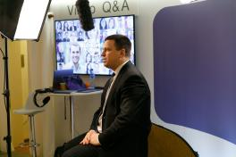 PM Ratas in Davos: the world is looking to Estonia in the development of digital identity