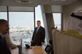 Enterprise Estonia opened an office in Dubai, started advising UAE investors