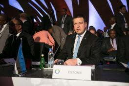 PM Ratas at an official visit to Kazakhstan