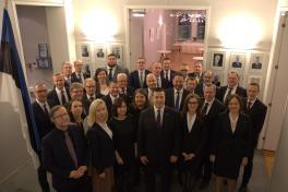 PM Ratas discussed investment opportunities in Estonia with Finnish entrepreneurs