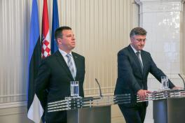 Estonia and Croatia are committed to developing e-Health in Europe