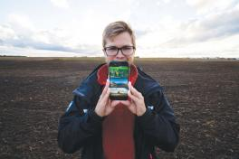 Estonia's young entrepreneur of the year is starting a revolution in agriculture
