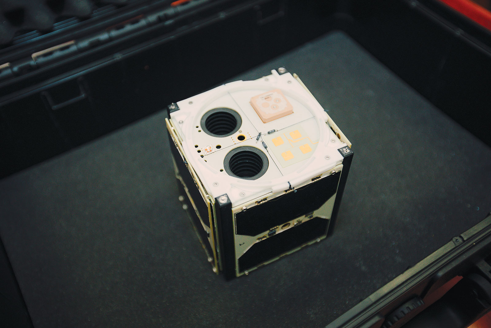 TalTech student satellite will start its mission in summer
