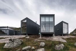 """Skåpet"" – Estonian architecture in Norwegian wilderness"