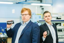 Estonian-founded Skeleton will provide graphene-based ultracapacitors for WrightBus double-decker busses
