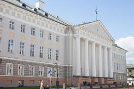 Tartu University rises 20 places in the World University Rankings