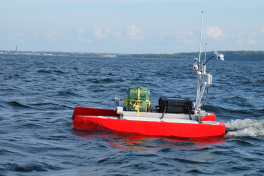 Estonian-created robotic vessel Nymo is conquering the seas